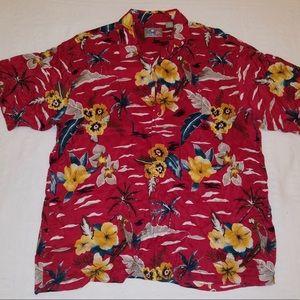 Men's Hawaiian shirt by Hilo Hattie